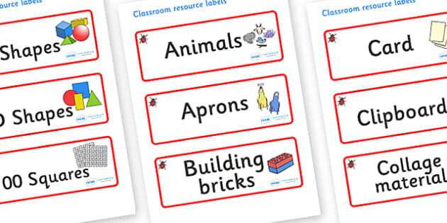 Ladybird Themed Editable Classroom Resource Labels - Themed Label template, Resource Label, Name Labels, Editable Labels, Drawer Labels, KS1 Labels, Foundation Labels, Foundation Stage Labels, Teaching Labels, Resource Labels, Tray Labels, Printable