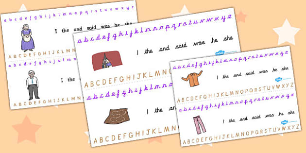 The Elves and the Shoemaker Alphabet Strips - alphabet, strips