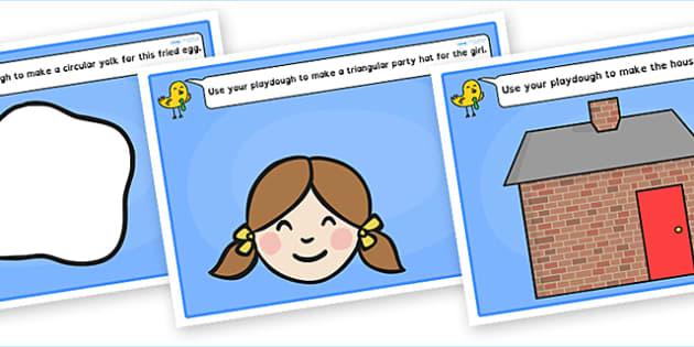 2D Playdough Mats Dyslexia - 2d shape playdough mats, 2d playdough mats, general playdough mats, playdough mats with dyslexic font, sen playdough mats, sen