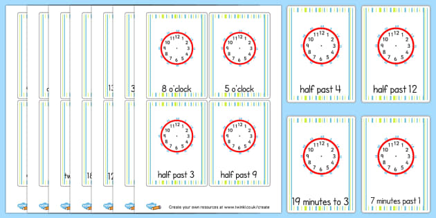 Time Loop Cards