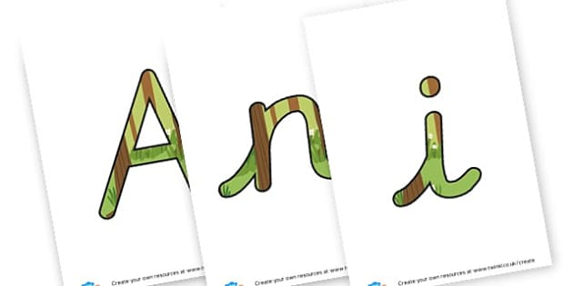 Animals - display lettering - Animals Display Primary Resources,  Display, Posters,   Animals