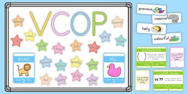 VCOP Display Pack - australia, vcop, display, pack, display pack