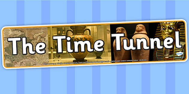 The Time Tunnel IPC Photo Display Banner - the time tunnel, IPC display banner, IPC, time tunnel display banner, IPC display, time tunnel IPC banner
