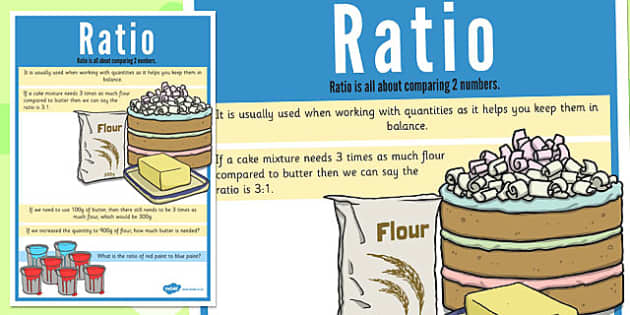 Ratio Display Poster - ratio, display, poster, display poster, maths