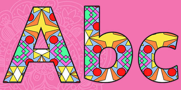 Diwali Rangoli Pattern Size Editable Display Lettering - diwali rangoli, size editable, editable, lettering, display lettering, themed lettering, display, divali, divalli