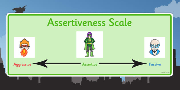 Superhero Assertiveness Scale - superhero, assertiveness, scale
