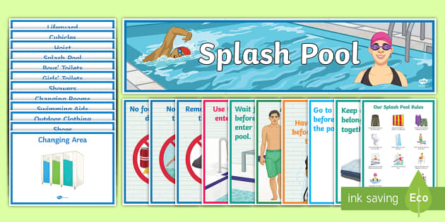 Splash Pool Secondary Resource Pack - SEN Resources, Special Educational Needs, Secondary, Special School, Swimming, Physiotherapy, Hydrot