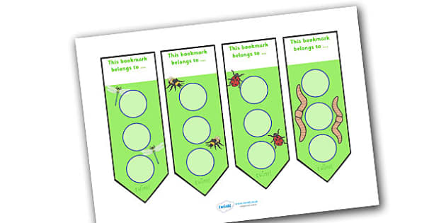 Minibeast Reward Bookmarks (30mm) - Minibeast Reward Bookmarks (30mm), reward bookmarks, bookmark, reward, 30mm, 30 mm, stickers, twinkl stickers, award, certificate, well done, behaviour management, behaviour, minibeasts, fly, caterpillar, beatle