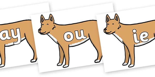 Phase 5 Phonemes on Dingo - Phonemes, phoneme, Phase 5, Phase five, Foundation, Literacy, Letters and Sounds, DfES, display