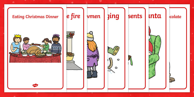 Winter Activities Posters - winter activities, posters, winter