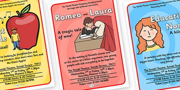 The Theatre Role Play Showing Times-the theatre, role play, showing times, role play times, theatre role play, performance times