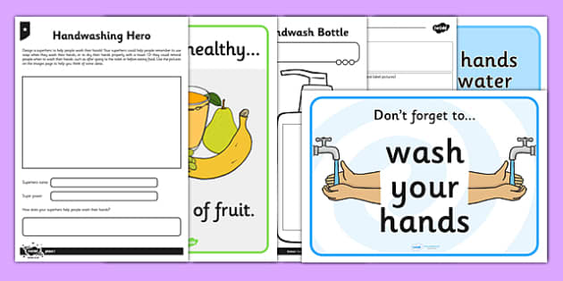 National Handwashing Day  Resource Pack - Australia
