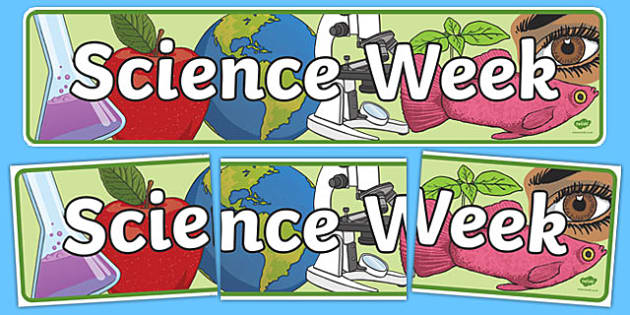 Science Week Banner-Australia