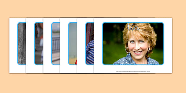 Fotos de exposición - Mi familia - padre, madre, hermano, abuelo, parientes, árbol de familia