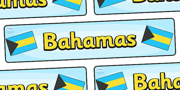 Bahamas Display Banner - Bahamas, Olympics, Olympic Games, sports, Olympic, London, 2012, display, banner, sign, poster, activity, Olympic torch, flag, countries, medal, Olympic Rings, mascots, flame, compete, events, tennis, athlete, swimming