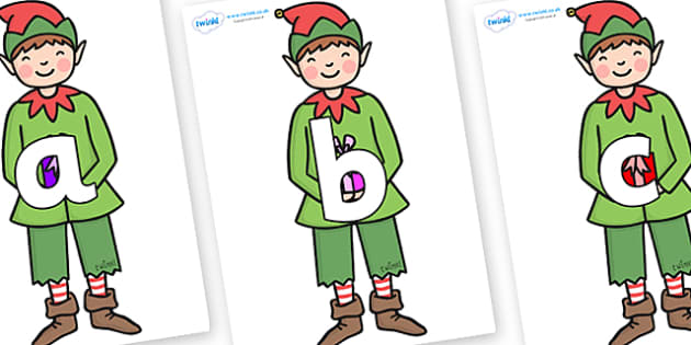 Phoneme Set on Green Elf (Boy) - Phoneme set, phonemes, phoneme, Letters and Sounds, DfES, display, Phase 1, Phase 2, Phase 3, Phase 5, Foundation, Literacy
