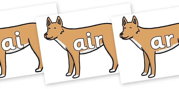 Phase 3 Phonemes on Dingo - Phonemes, phoneme, Phase 3, Phase three, Foundation, Literacy, Letters and Sounds, DfES, display