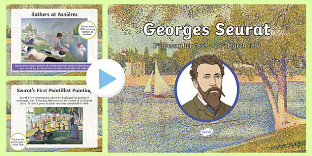 Georges Seurat PowerPoint
