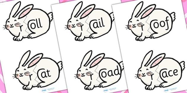 r Sound And Vowel Animal Jigsaw - sounds, vowels, jigsaw, animals