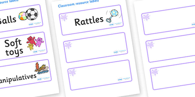 Lilac Themed Editable Additional Resource Labels - Themed Label template, Resource Label, Name Labels, Editable Labels, Drawer Labels, KS1 Labels, Foundation Labels, Foundation Stage Labels, Teaching Labels, Resource Labels, Tray Labels, Printable la