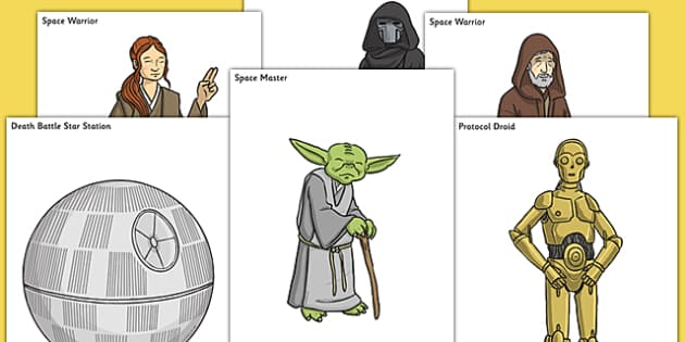 Space Wars Party Image Pack - Jedi symbol, darth vader, space wars, star wars, image, pack