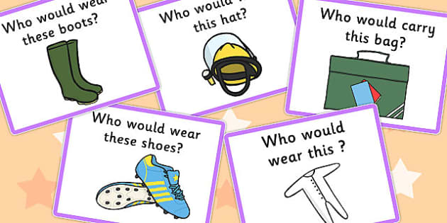 Who Would Wear Activity - activity, cards, clothes, who, wear