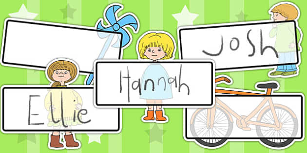 Editable Self Registration to Support Teaching on Titch - self reg, stories, story books