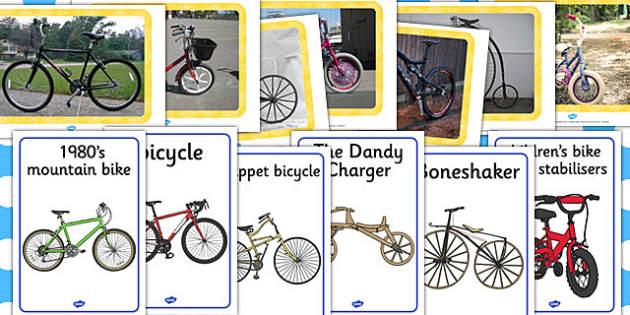 Bike Display Picture Pack - bike, display picture, pack, display
