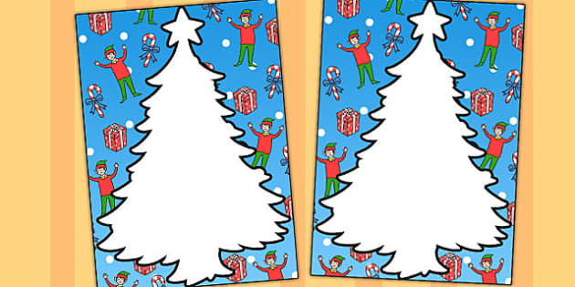 Elf Themed Editable Note - elf, editable, note, christmas, edit