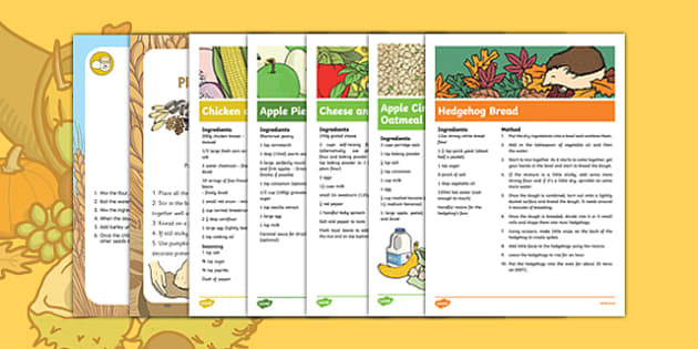 Harvest Recipes Resource Pack