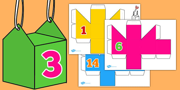 0-30 Number Boxes - 0-30, number, boxes, numbers, display, number boxes
