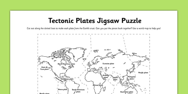 All Worksheets Tectonic Plates For Kids Worksheets Printable – Tectonic Plates Worksheet