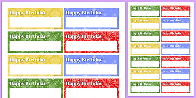 80th Birthday Party Name Tags - 80th birthday party, 80th birthday, birthday party, name tags