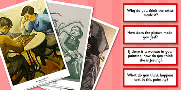 Paula Rego Photopack and Prompt Questions - paula rego, photo