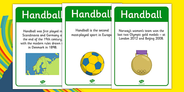 Rio 2016 Olympics Handball Display Facts - rio 2016, 2016 olympics, rio olympics, display facts, display, facts
