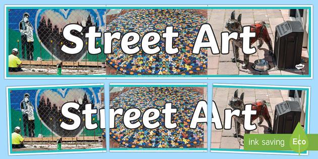 Street Art Display Banner - New Zealand , earthquake, Christchurch, Street Art, banner, display