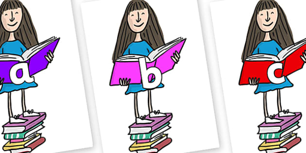 Phase 2 Phonemes on Matilda to Support Teaching on Matilda - Phonemes, phoneme, Phase 2, Phase two, Foundation, Literacy, Letters and Sounds, DfES, display