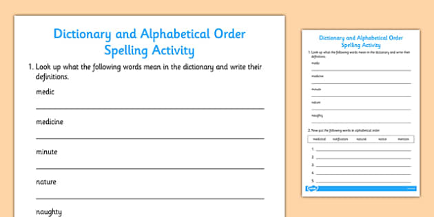 Dictionary Skills Worksheets dictionary work dictionary – Dictionary Skills Worksheets