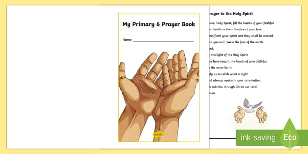 My Primary 6 Prayer Book - CfE Catholic Christianity, prayers, mass responses ,Scottish