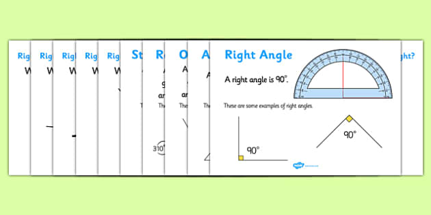 Types Of Angles Display Posters - types of angles, type, angle, display, poster, sign, banner, angles, maths, Math, right-angle, acute-angle, obtuse-angle, type, different