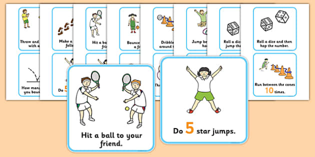 PE Lessons Primary Resources, physical development