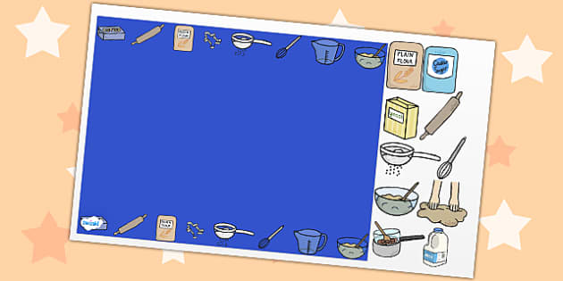 Cooking Themed Editable PowerPoint Background Template - cooking, editable powerpoint, powerpoint, background template, themed powerpoint, editable