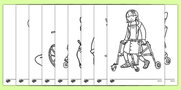 Children Colouring Pages - children, colouring pages, colour, colouring