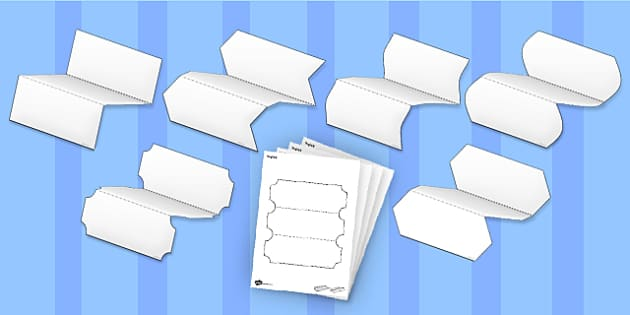 Interactive Notebook Trifolds - notebooks, trifolds, interactive