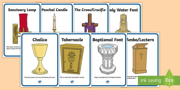 Confession and First Communion Resources A4 Display Posters - Confession & First Communion Resurces, church, Irish