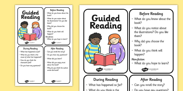 Guided Reading Cards - guided reading, reading, word cards, cards, themed word cards, key words, keywords, key word cards, flash cards, flashcards