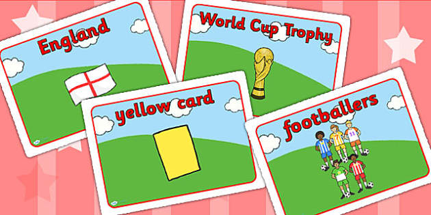 Football World Cup Group Signs - football, world cup, sports