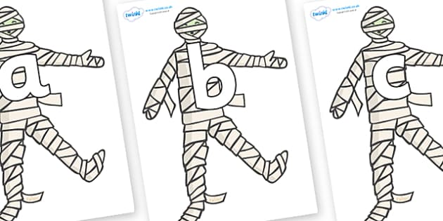 Phoneme Set on Mummy (Plain) - Phoneme set, phonemes, phoneme, Letters and Sounds, DfES, display, Phase 1, Phase 2, Phase 3, Phase 5, Foundation, Literacy