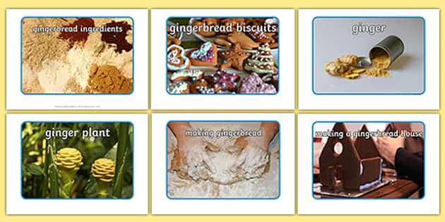 Ginger and Gingerbread Display Photos - EYFS, Early Years, fairytales, traditional stories