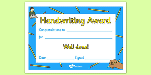 blank handwriting worksheets